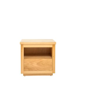 york-one-draw-bedside-table