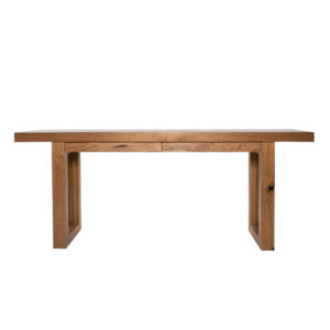 york-two-draw-side-table