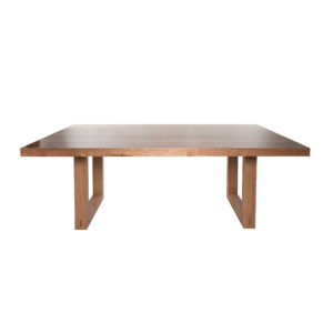 york-u-timber-leg-dining-table
